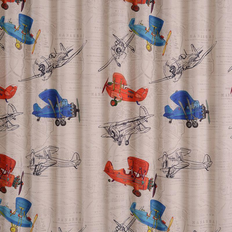 Curtain fabric childrens